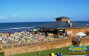 Claytons Beach Bar and Grill