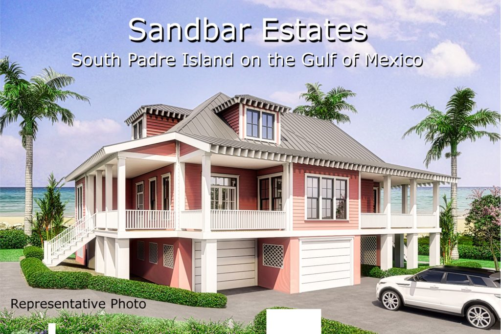 South Padre Island Oceanfront Luxury Beach Homes