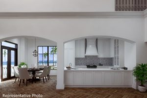 Sandbar Estates Kitchen View