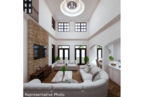 Sandbar Estates SPI Living Room