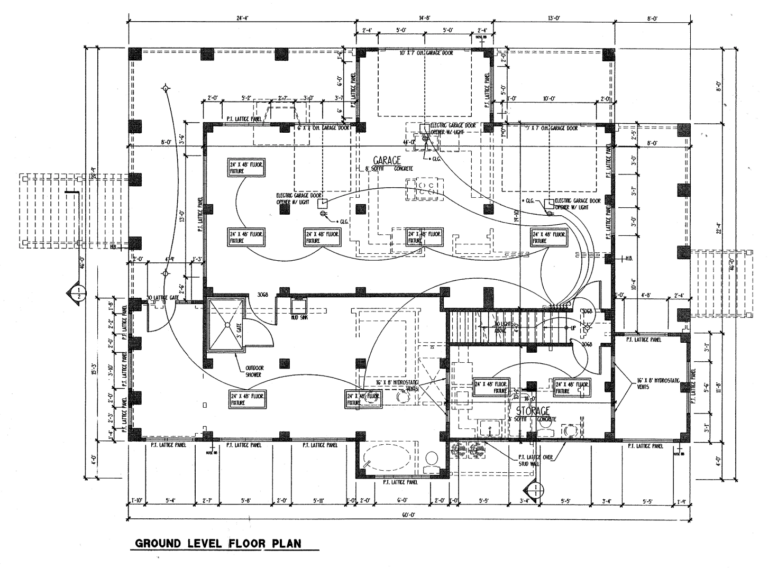 st helena ground floor plan